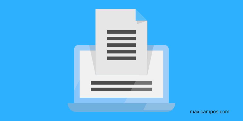 Cómo escribir los post de tu blog 10 veces más rápido