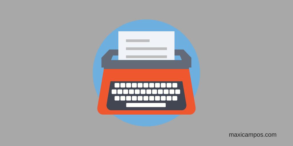 Consejos efectivos para escribir textos para blogs